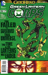 Cover for Green Lantern Corps (DC, 2011 series) #35
