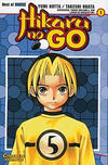 Cover for Hikaru no Go (Carlsen Comics [DE], 2004 series) #1
