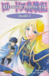 Cover for Record of Lodoss War: Deedlit (Carlsen Comics [DE], 2002 series) #2