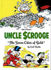 Cover for The Complete Carl Barks Disney Library (Fantagraphics, 2011 series) #14 - Walt Disney's Uncle Scrooge: The Seven Cities of Gold