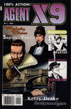 Cover for Agent X9 (Egmont Serieforlaget, 1998 series) #1/2001