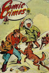Cover for Comic Crimes (Bell Features, 1946 series) #11 [Price difference]