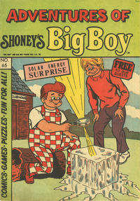 Cover Thumbnail for Adventures of Big Boy (Paragon Products, 1976 series) #65