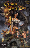 Cover for Grimm Fairy Tales (Zenescope Entertainment, 2006 series) #3 [3rd Printing]