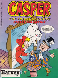 Cover Thumbnail for Casper Digest Magazine (Harvey, 1991 series) #11
