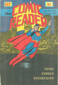 Cover Thumbnail for Comic Reader (Street Enterprises, 1973 series) #165