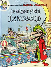 Cover Thumbnail for Iznogoud (Dargaud éditions, 1966 series) #1 - Le Grand Vizir Iznogoud