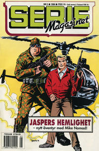 Cover Thumbnail for Seriemagasinet (Semic, 1970 series) #5/1994