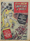 Cover for Chucklers' Weekly (Consolidated Press, 1954 series) #v4#50