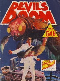 Cover Thumbnail for Devil's Doom (Gredown, 1977 ? series) #3