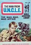 Cover for Man from U.N.C.L.E. World Adventure Library (World Distributors, 1966 series) #10