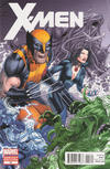 Cover Thumbnail for X-Men (2010 series) #41 [Variant Cover by Dale Keown]