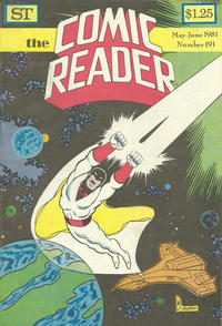 Cover Thumbnail for Comic Reader (Street Enterprises, 1973 series) #191