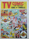 Cover for TV Comic (Polystyle Publications, 1951 series) #587