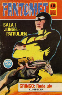 Cover Thumbnail for Fantomet (Nordisk Forlag, 1973 series) #18/1973