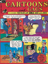 Cover Thumbnail for Cartoons and Gags (Marvel, 1959 series) #v21#4