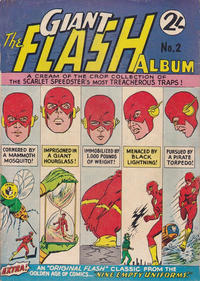 Cover Thumbnail for Giant Flash Album (K. G. Murray, 1965 ? series) #2