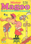 Cover for Mister Magoo (Condor, 1974 series) #1