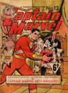 Cover for Captain Marvel Adventures (Cleland, 1946 series) #12