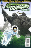 Cover for Green Lantern: New Guardians (DC, 2011 series) #37
