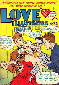 Cover Thumbnail for Love Illustrated (Magazine Management, 1952 series) #32