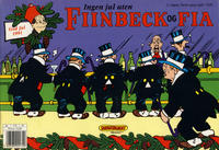 Cover Thumbnail for Fiinbeck og Fia (Hjemmet, 1930 series) #1991