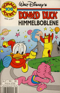 Cover Thumbnail for Donald Pocket (Hjemmet, 1968 series) #106