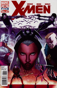 Cover Thumbnail for X-Men (Marvel, 2010 series) #26