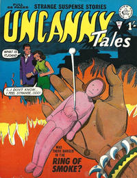 Cover Thumbnail for Uncanny Tales (Alan Class, 1963 series) #62