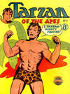 Cover for Tarzan of the Apes (New Century Press, 1954 ? series) #11