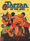 Cover for Tarzan of the Apes (New Century Press, 1954 ? series) #17