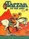 Cover for Tarzan of the Apes (New Century Press, 1954 ? series) #22