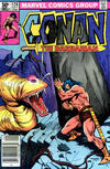 Cover Thumbnail for Conan the Barbarian (1970 series) #126 [Newsstand Edition]