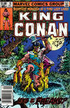Cover for King Conan (Marvel, 1980 series) #18 [Newsstand Edition]