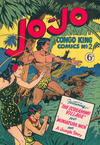 Cover for Jo-Jo Congo King Comic (Young's Merchandising Company, 1948 series) #2