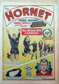 Cover Thumbnail for The Hornet (D.C. Thomson, 1963 series) #4