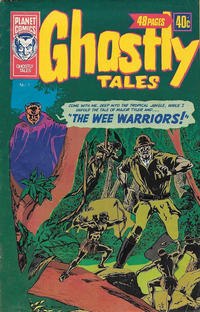 Cover Thumbnail for Ghostly Tales (K. G. Murray, 1977 series) #1