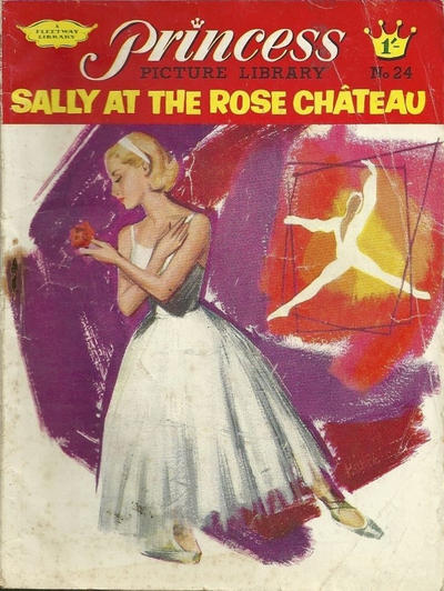 Cover for Princess Picture Library (IPC, 1961 series) #24