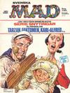 Cover for Mad (Semic, 1976 series) #1/1982