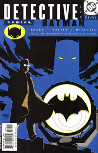 Cover Thumbnail for Detective Comics (DC, 1937 series) #749