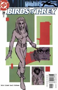 Cover Thumbnail for Birds of Prey (DC, 1999 series) #39