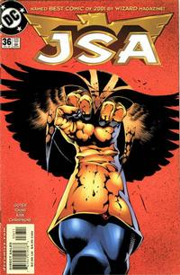 Cover Thumbnail for JSA (DC, 1999 series) #36