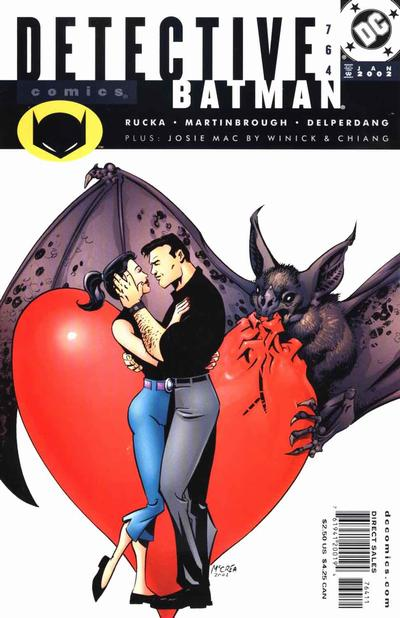 Cover for Detective Comics (1937 series) #764