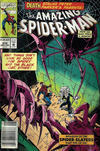 Cover Thumbnail for The Amazing Spider-Man (1963 series) #372 [Australian Newsstand Variant]