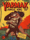 Cover for Yarmak Jungle King Comic (Young's Merchandising Company, 1949 series) #4