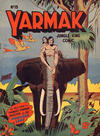 Cover for Yarmak Jungle King Comic (Young's Merchandising Company, 1949 series) #15