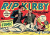 Cover for Rip Kirby (Atlas, 1951 series) #1