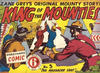 Cover for King of the Mounties (Atlas, 1948 series) #5