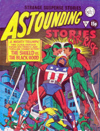 Cover Thumbnail for Astounding Stories (Alan Class, 1966 series) #126