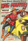 Cover for King of the Mounties (Atlas, 1948 series) #15